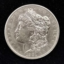 1901 Morgan Dollar! Fill up the empty spot in your coin album with this coin!