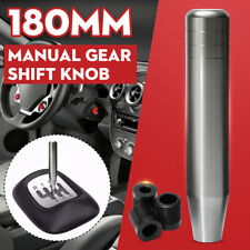 Titanium Universal Car Manual Gear Stick Shifter Shift Knob Lever Aluminum
