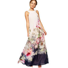 Women Summer Long Maxi Evening Party Cocktail Dress Beach Dresses Sundress US