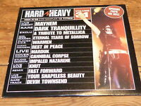 Various ‎– HARD & HEAVY 31 - MAYHEM !!!!!!  !!!!!!!!!!!! ! RARE CD FRANCE