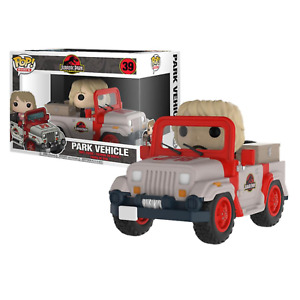 Jurassic Park Vehicle Funko Pop 25th Anniversary