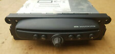 BMW Mini Alpine Sat Nav System CD Unit, Part Number: 9283529