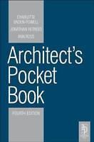 Architect's Pocket Book by Ann Ross, Charlotte Baden-Powell, Jonathan Hetreed...