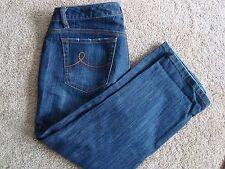 Ann Taylor Loft Slim Cropped Petite Jeans Womens Sz 8P
