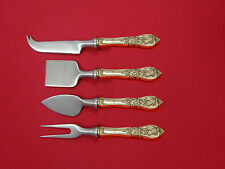 Richelieu by International Sterling Silver Cheese Serving Set 4pc HHWS  Custom