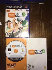 Jeux Vidéo Eyetoy Play 2 PS2 PlayStation 2 Version Français