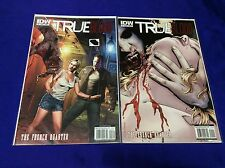 True Blood: The French Quarter #1-2 (IDW/TV SHOW/111428) COMPLETE SET OF 2