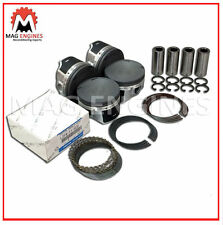 PISTON & RING SET MAZDA L3K9 L3-VDT DISI FOR MAZDA SPEED 3 6 & CX-7 MPS 2.3 LTR