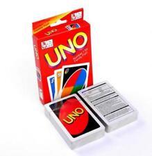 UNO Karten Spiel Kartenspiel Familienspiel Kartenanzahl 108 Spieler NEU