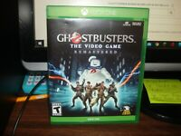 Ghostbusters The Videogame Remastered Xbox One NEW