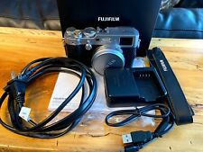 Fujifilm X100F 24.3MP Digital Point and Shoot Camera - 600 Shutter Count