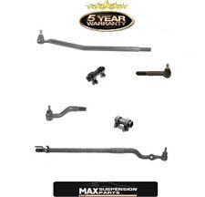 99-04 SUPER DUTY F250 F350 4x4 6Pc Kit Drag Link & Tie Rod Rods Assembly