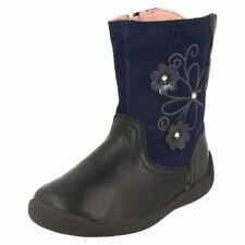 Boots Suede Upper Shoes for Girls