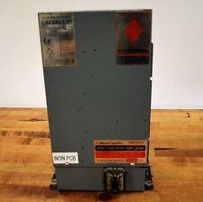 Calvault 1343 LVM Capacitor, 13 kvar 480/3/60 #12090 - USED