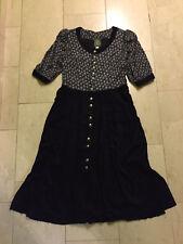 ***TOP* Trachten Kleid Hammerschmid Gr. 44 Dirndl lang