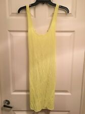Lululemon Water: Salty Swim Dress NWT Size 8 HCLY Yellow color