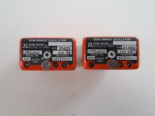 2 Aydin Vector Mts 41 5 Subcarrier Oscillator Frequency Ch 14 Amp Ch 16 Nos