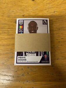 Panini Premier League Football 2021 TRANSFER UPDATE Set of 48 Stickers