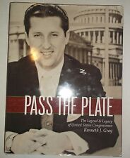 Pass the Plate - the Legend (Hardcover) AUTOGRAPHED: BOTH AUTHORS & KENNETH GRAY