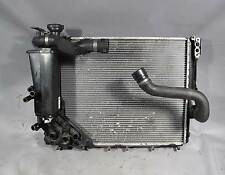 BMW E46 3-Series Automatic Trans Front Radiator Condenser Tank Assembly 1999-06