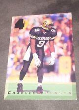 Charles Johnson #67 Classic 4 Sport 1994 (Colorado - Steelers)