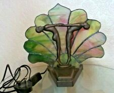 Stunning Art Deco Tiffany Style Table Lamp