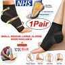 2 x Plantar Fasciitis Anti Fatigue Compression Socks Foot Pain Relief Support UK