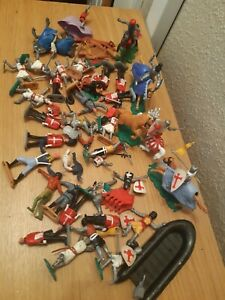 Timpo Knights And Soldiers Job Lot