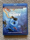 Finding Dory (Blu-Ray 3D, 2016)