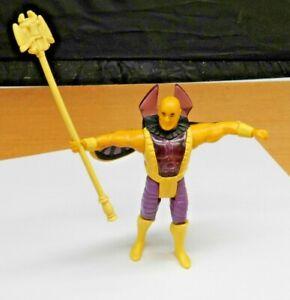 Vintage 1986 Kenner Super Powers Golden Pharaoh-Rare