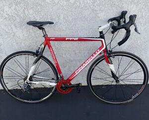 "Pinarello FP2 Road Bike size 23"" 59 CM (Large) Bontrager Wheel"
