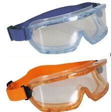 B-Brand BBPG Premium Unvented Gas Safe Safety Wide Vision Goggles Eye Protection