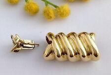 CHIUSURA PER COLLANA IN ORO GIALLO 18KT -18KT SOLID GOLD CLOSING FOR NECKLACE
