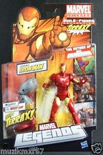 Marvel Universe Marvel Legends Extremis Iron Man BAF Terrax (Right Leg)