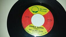 DAVE and ANSIL COLLINS: Double Barrel + Instrumental BIG TREE 115 SOUL 45