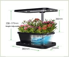 Home Indoor Garden Household Hydroponic Micro Farm With LED Grow Lights