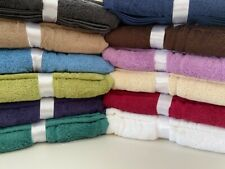 Best Egyptian Cotton 3pc Towel Set - Choose from 12 Colors
