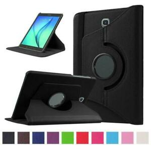 Leather Stand Flip Cover Tablet Case For Samsung Galaxy Tab 2 Tab 3 Tab 4 Lite