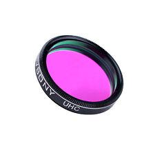 "1.25"" UHC Telescope Eyepiece Filter Ultra High Contrast Sky Light Pollution US"