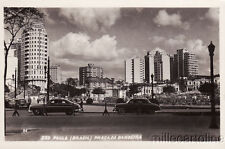 * BRAZIL - São Paulo - Praca da Bandiera 1953