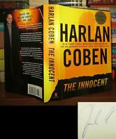 Coben, Harlan THE INNOCENT Signed 1st 1st Edition 1st Printing