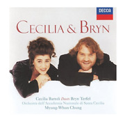 CECILIA AND BRYN DUET CD NEW & SEALED.FREE POSTAGE