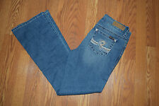 NEW Womens SEVEN Medium Wash Boot Cut Jeans Size 10
