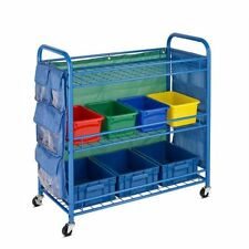 Honey-Can-Do All-Purpose Rolling Cart for Teachers W