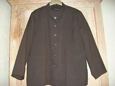 Wardrobe, Smart, Dark Brown Jacket, 26, BNWOT,