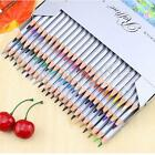 24/36/48/72 Color Marco Art Drawing Oil Base Non-Toxic Artist Sketch Pencils Set