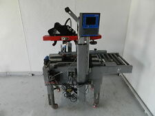 3M-MATIC ADJUSTABLE TOP & BOTTOM CASE SEALER MODEL 200A WITH INKJET PRINTING SYS