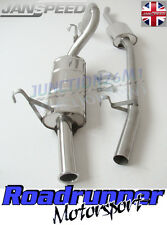 Janspeed Corolla AE86 RWD Exhaust System Stainless SS689