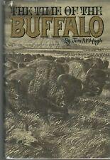 Time of the Buffalo- Tom McHugh- 1972- First Edition- Borzoi- Hb w/Dj-