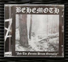 Behemoth - And the forests dream eternally (2005 Metal Mind Records)